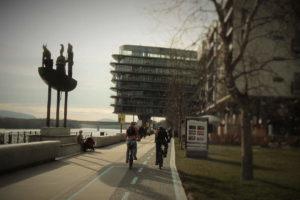 Iron Curtain Bike Tour in Bratislava