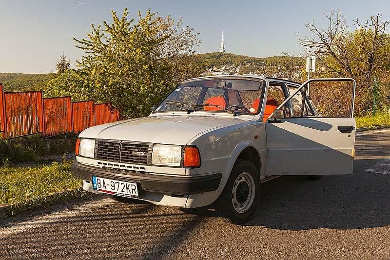 Škoda 120, proud member of Authentic Slovakia fleet