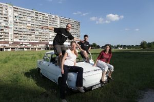 Bratislava Post Socialist City Tour, by Authentic Slovakia