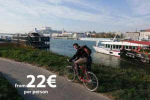 Danube River and Bratislava Iron Curtain Bike Tour, by Authentic Slovakia