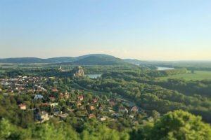 Devín Danube Morava bike route