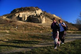 Devín Hike and Drink Tour in Carpathian mountains near Bratislava: by Authentic Slovakia