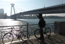 Iron Curtain Bike Tour in Bratislava: by Authentic Slovakia