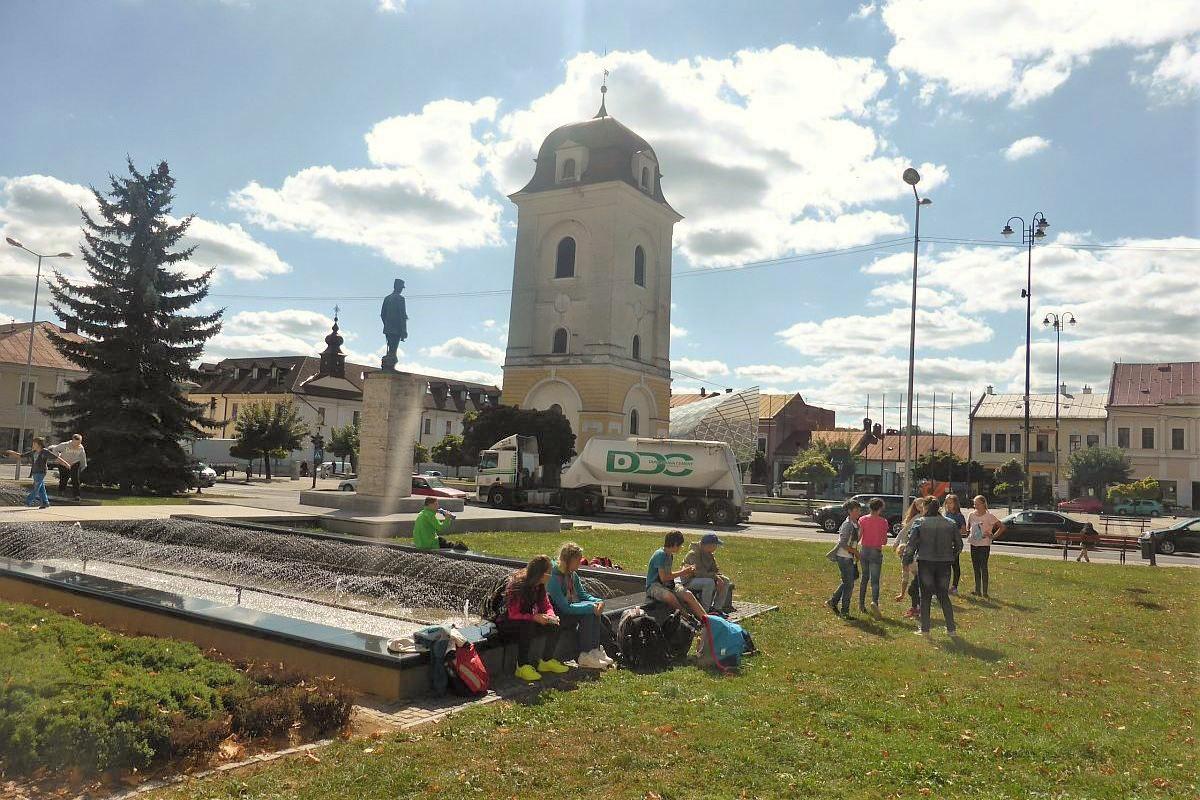 Brezno, Central Slovakia
