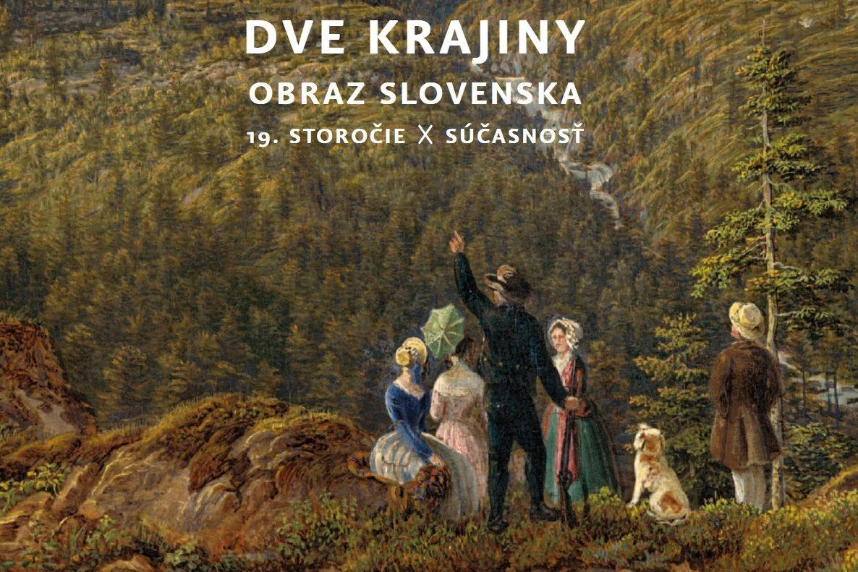 Artworks of Slovak landscapes online