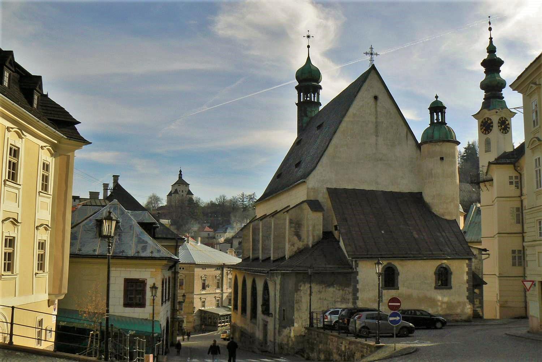 Banská Štiavnica Unesco Mining Town