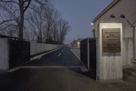 Holocaust museum in Sered