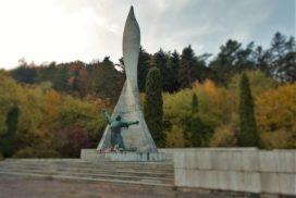Nemecká WWII Memorial