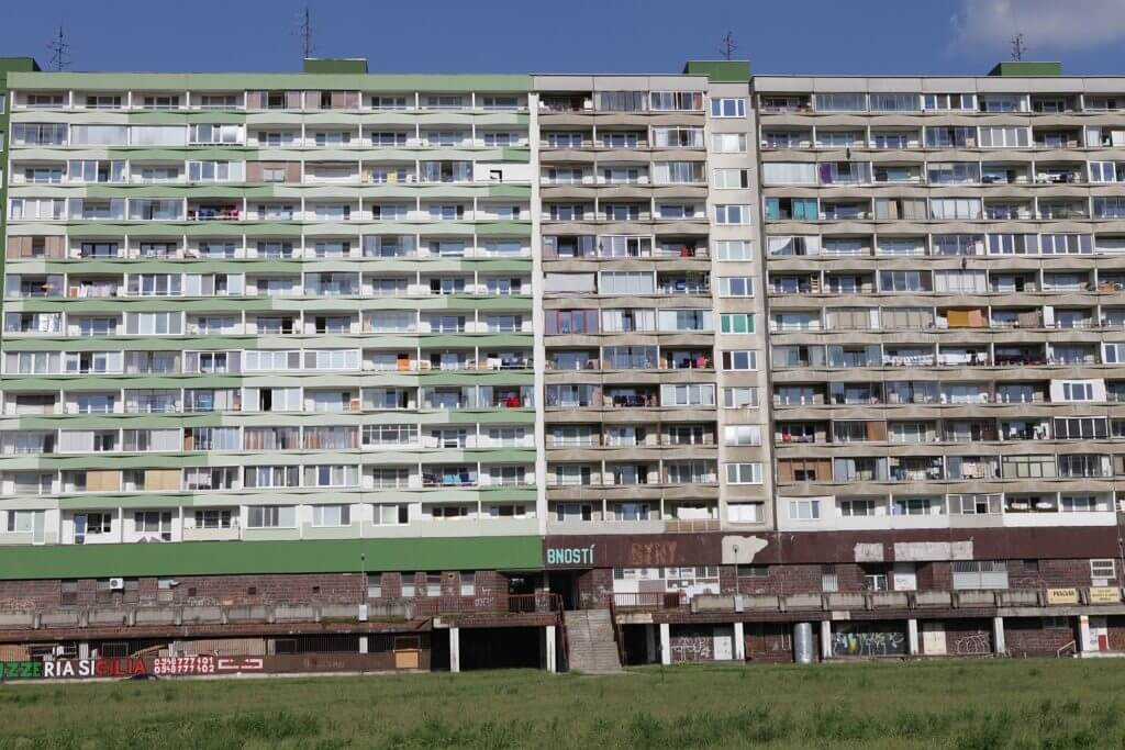 communist-era housing