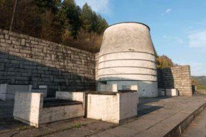 Nemecká WWII Memorial in Central Slovakia, by Vaclav Sulek