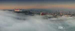 Bratislava landmarks: copyright Bratislava Tourist Board