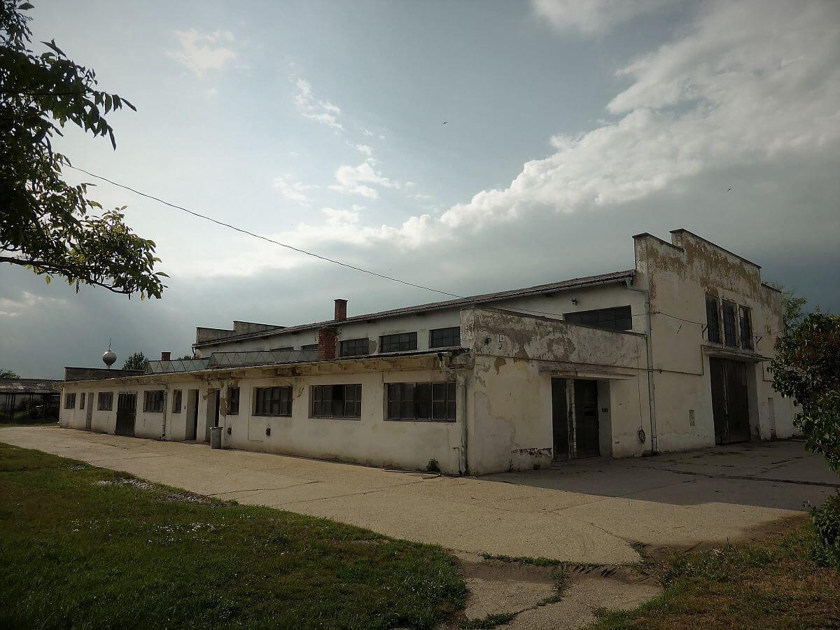 The Village of the Youth (Dedina mládeže), southern Slovakia