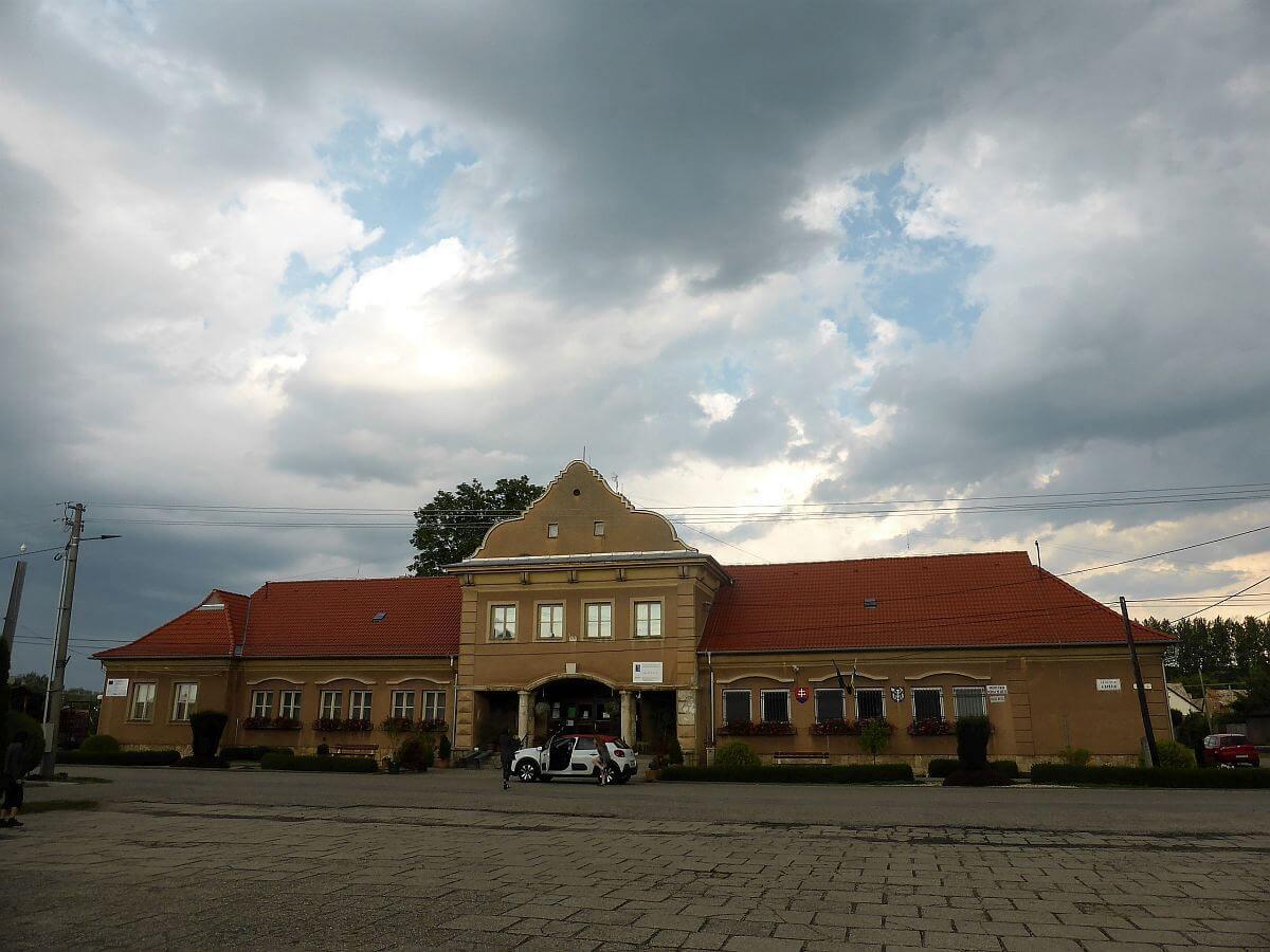 Village of the Youth (Dedina mládeže), southern Slovakia