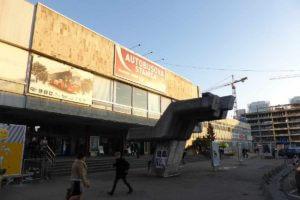 Bratislava Old Bus Station