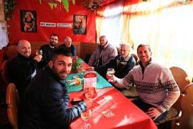 Bratislava Working Class Food Tour meeting locals