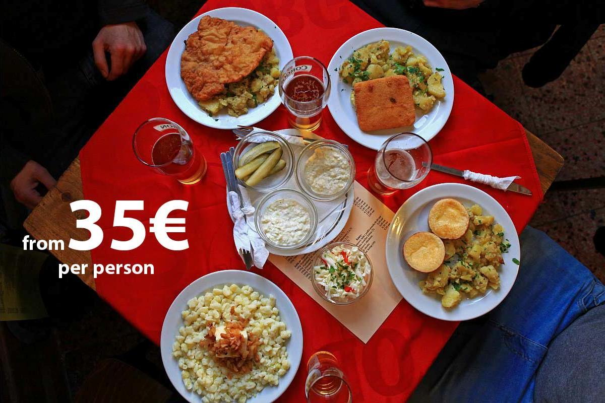 Bratislava Working Class Food Tour by Authentic Slovakia