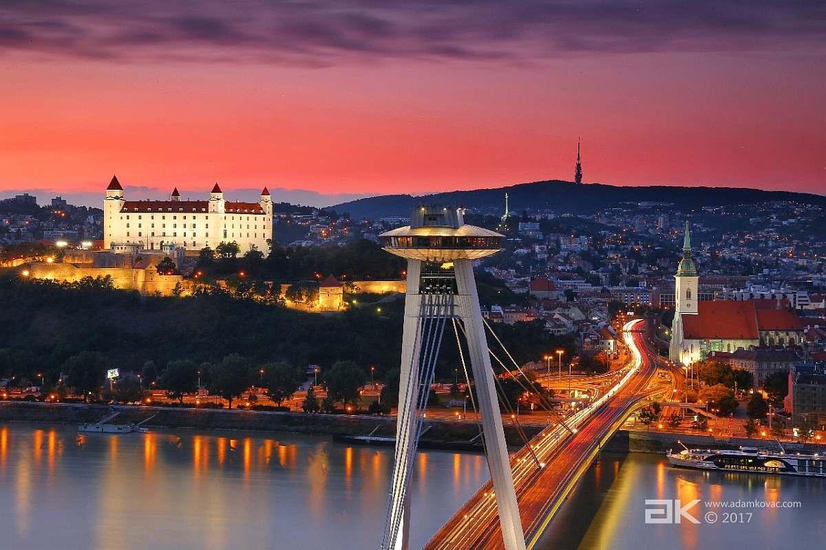 Bratislava castle, Copyright: Bratislava Tourist Board