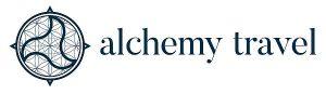 Alchemy travel logo