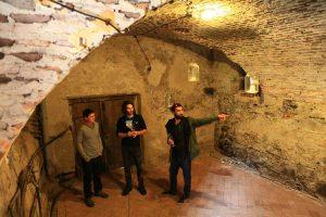 Little Carpathian Wine Cellar