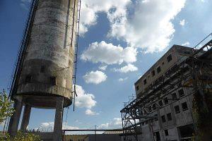 Bratislava Abandoned Factory