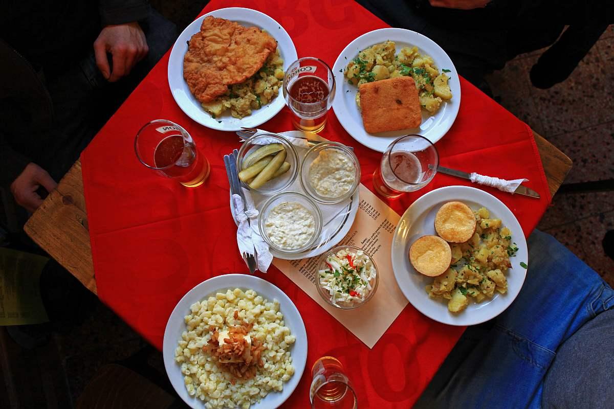 Bratislava Working Class Food Tour