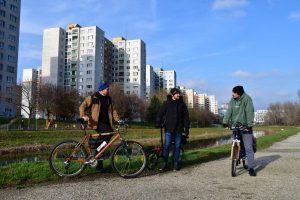 Petrzalka Cycle Path