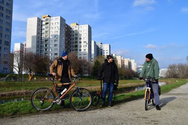 Petrzalka Cycle Path