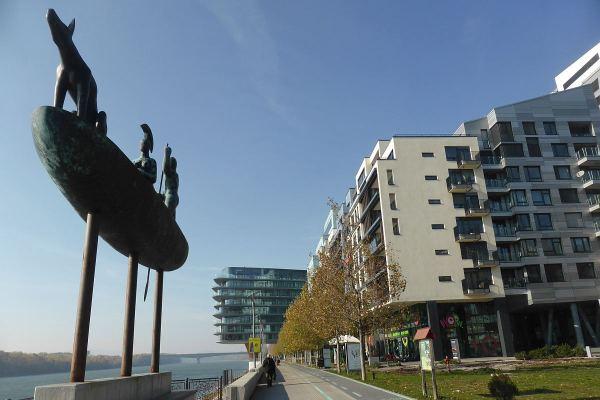 Bratislava Iron Curtain Bike Tour Riverpark