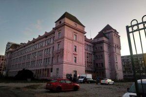 Bratislava Danubius Textile Factory