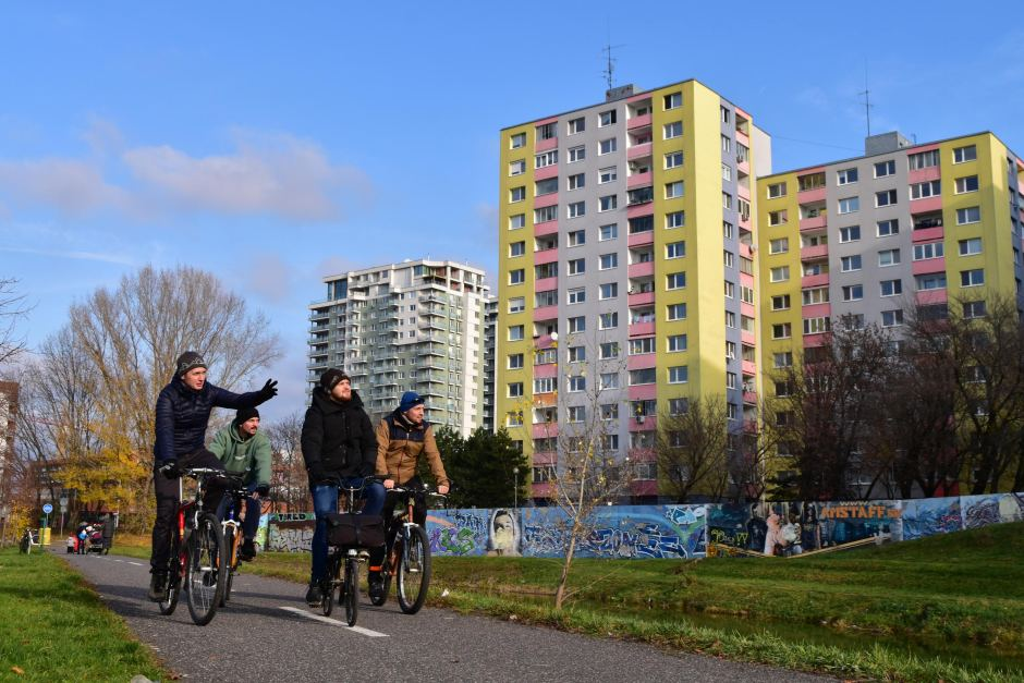 Petrzalka Communist Housing