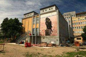 Nova Cvernovka Cultural Centre in Bratislava