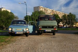 Skoda 100 and 1203