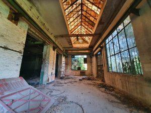 Urbex Bratislava Abandoned Factory