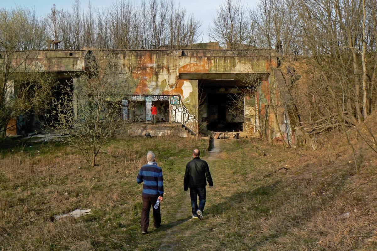 Urbex Bratislava Cold War Military Base