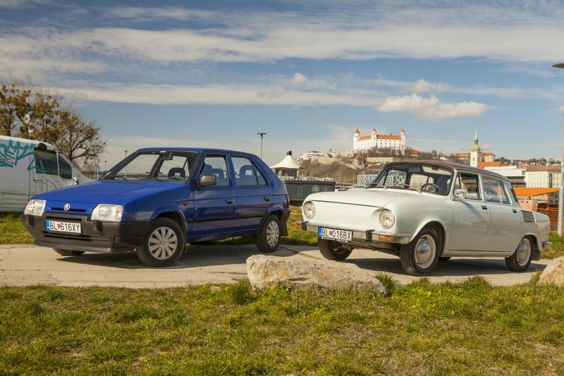 Skoda cars, Bratislava castle, guided tour