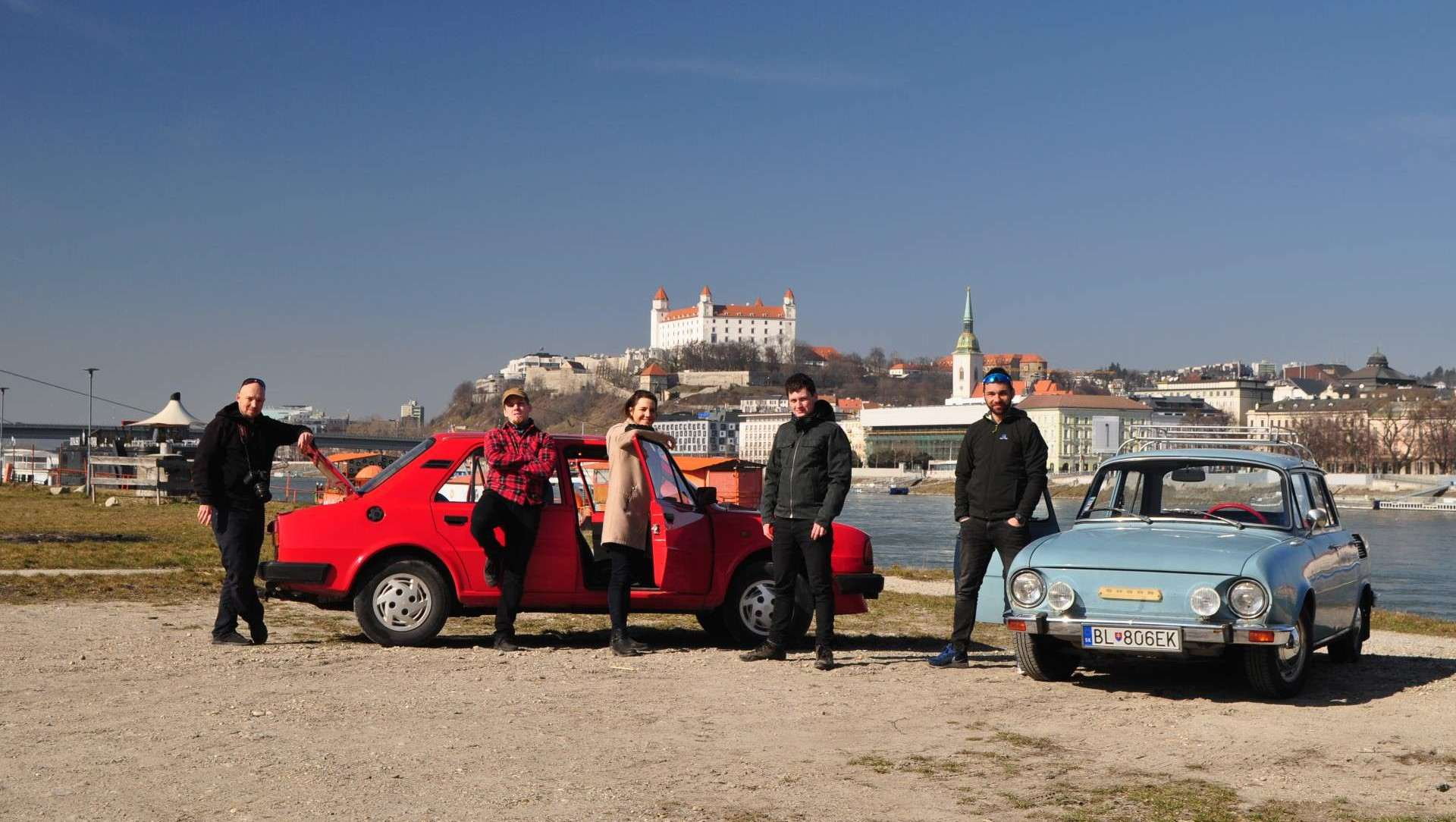 Bratislava Guided Tour with Castle and Danube